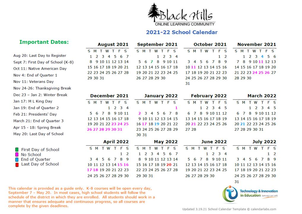 Uvu Spring 2022 Calendar.Calendar